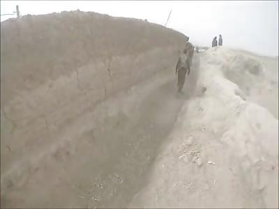 Photojournalists cover Afghan troops fighting in Kunduz