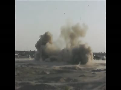 Blast In Northern Iraq