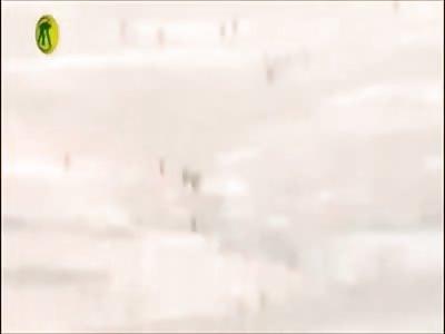 Large ISIS Retreat Looks Like A Turkey Shoot
