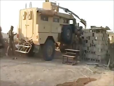Kurdish Peshmerga Repel Terror Attack On Kirkuk