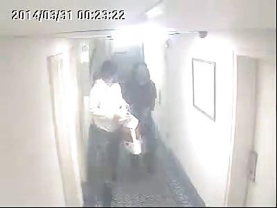 Nigger gun fight in Philadelphia