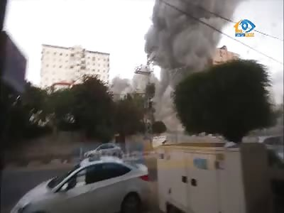 Airstrike levels Hamas gay bar and terrorist headquarters