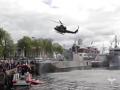 Norwegian Special Forces Moto Vide