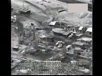 Coalition Strikes In Iraq