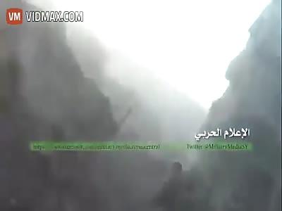 Hezbollah engages in Intense street to street combat in Zabadani