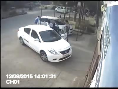 Murder of Restaurant Owner in India