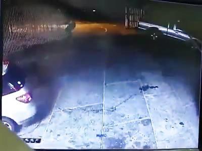 Chinese Businessman Shot Dead @1:15