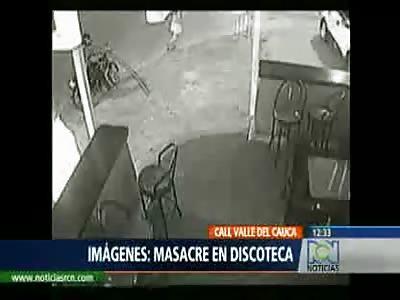 Asesinato en Cali (la sucursal del cielo) Colombia