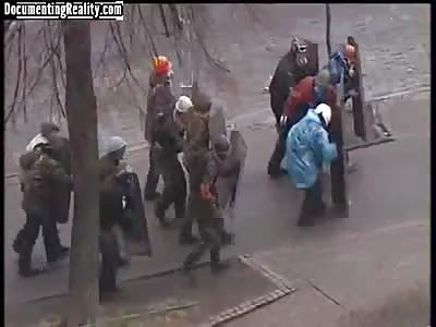 Euromaidan Protester Killings in Ukraine