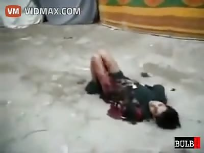 Female Suicide Bomber Still Alive After Attack