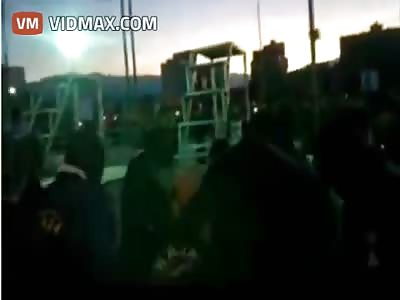 Iran publicly hangs men accused of being Homosexuals