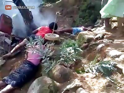 Electrical accident in Rathnapura