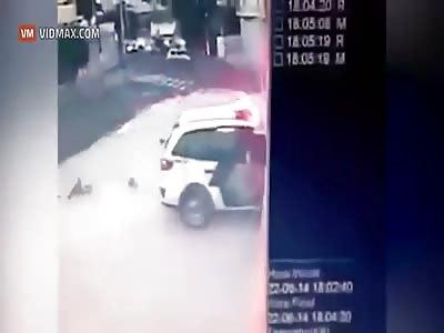 Brazilian Cops Don't Mess Around